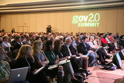 Gov 2.0 Summit, Washington, DC
