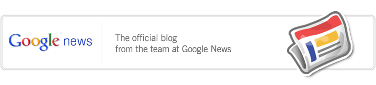 Google News Blog